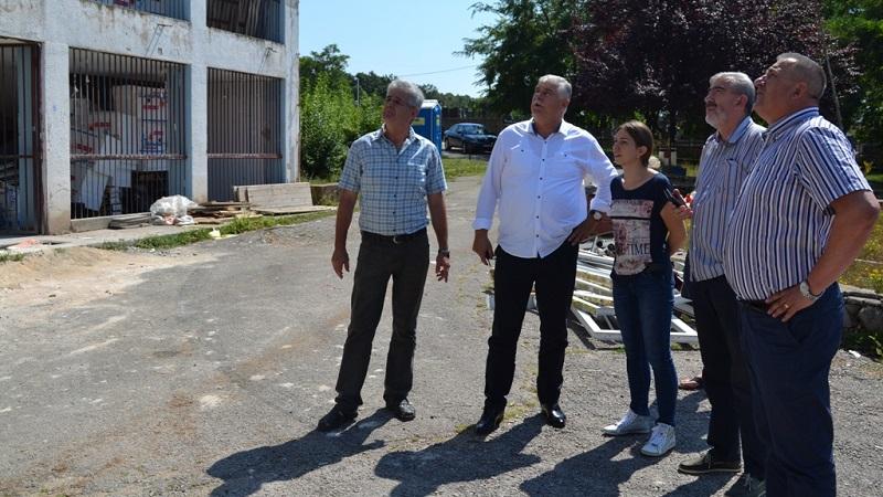 U tijeku radovi na uređenju škola u Kočerinu i u Ljubotićima1